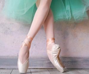 ballet, blue, and light blue image