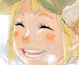 colored, haikyuu, and manga image