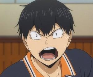 anime, haikyuu, and kageyama image