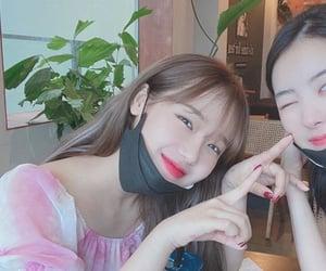 ioi, yoojung, and nayoung image
