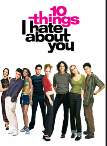 article, cast, and 10thingsihateaboutyou image