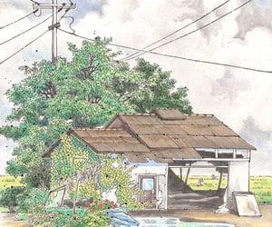illustration, jung.binna, and wallpaper image