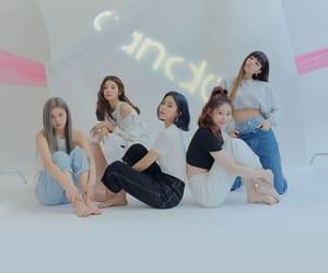 asian, girl group, and ryujin image