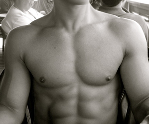 abs, sexy, and sexy boys image