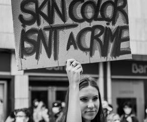 antiracism, black, and blackwhite image