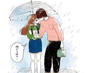 illustration, かわいい, and イラスト image