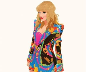 dress, lover, and Reputation image