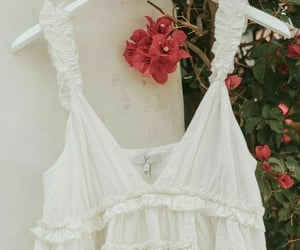 bohemian, clothes, and flower image