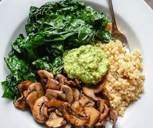 food, healthy, and vegan image