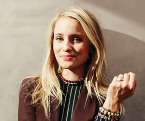 glee, dianna agron, and beauty image