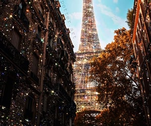 france, glitter, and perfect image