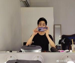 mirror selfie, guanlin, and lai guanlin image
