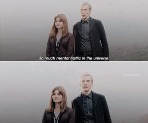 doctor who, the doctor, and twelfth doctor image