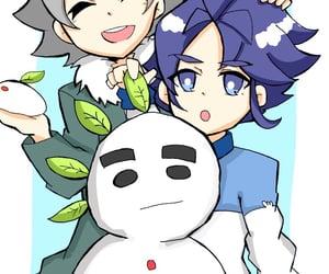 shirou fubuki, inazuma eleven, and inazuma eleven go image