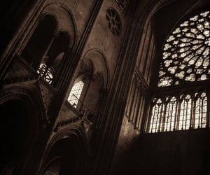 gothic, architecture, and cathedral image