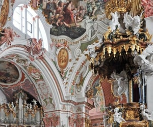 arte, wallpapers, and iglesia image