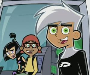 cartoons, nick toons, and danny phantom image