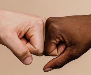 antiracism, skin, and love image