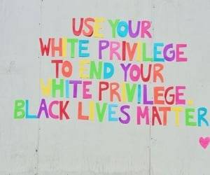 peace, love, and end racism image