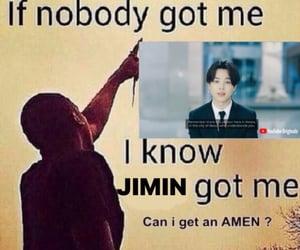 meme, pjm, and bts image