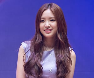 korean, naeun, and kpop image