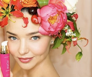 beauty, crown, and skin image