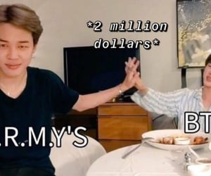 army, bts, and black lives matter image