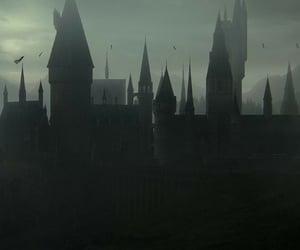 harry potter, hogwarts, and dementors image