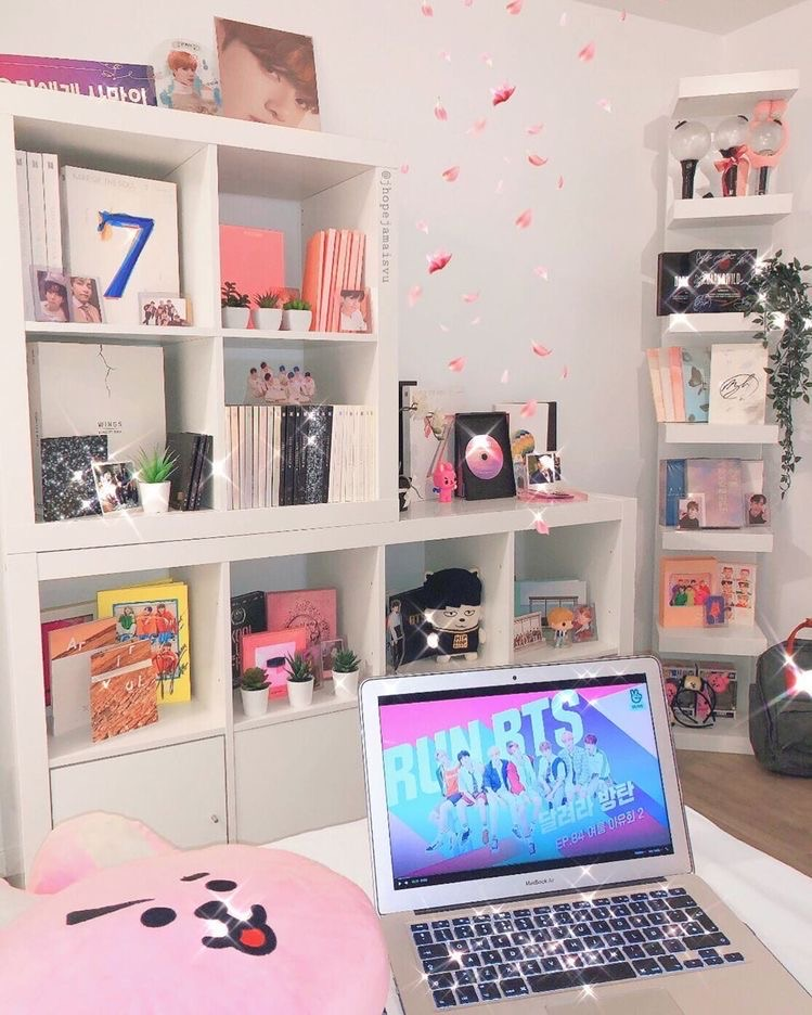 77 Images About Bts Room Decor On We Heart It See More About Bts Room And Decor