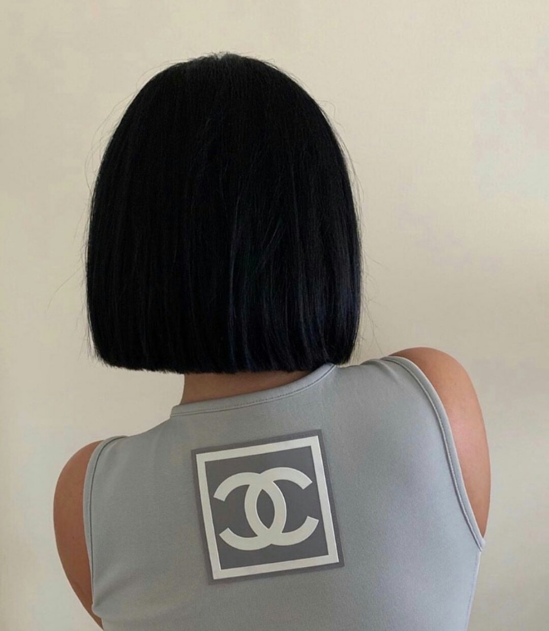 chanel, aesthetic, and hair image