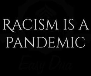 black, pandemic, and post image