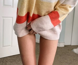body, girl, and legs image