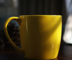 coffee, happy, and shadows image