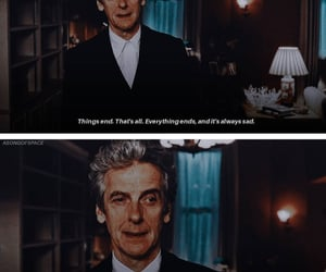 doctor who, twelfth doctor, and dw image
