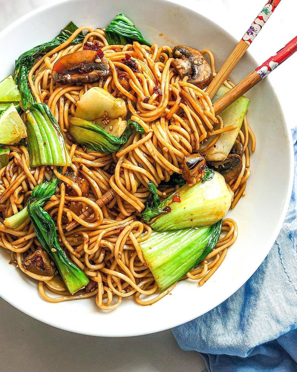 food, asian food, and healthy image