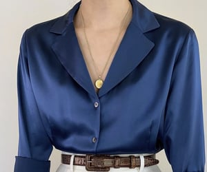 blue, shirt, and clothes image