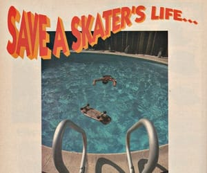 pool, skate, and aesthetic image