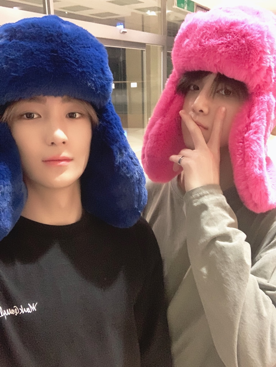 hyunjae, the boyz, and younghoon image