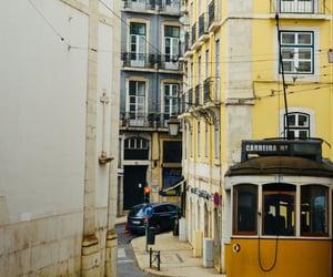 city, lisbon, and summer image