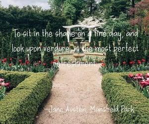 book, jane austen, and mansfield park image