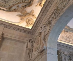 aesthetic, angel, and beige image