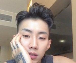 cute asian, cute boy, and korea image