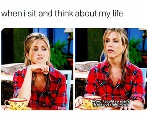 accurate, funny, and Jennifer Aniston image