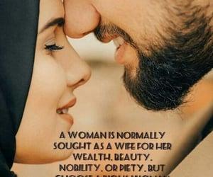 allah, hijab, and life partner image