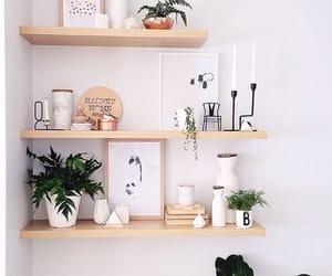 decor, house, and wood image