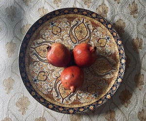 art, fruit, and oriental image