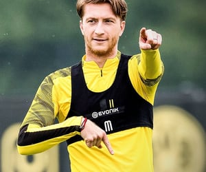 borussia dortmund, marco reus, and germany nt image