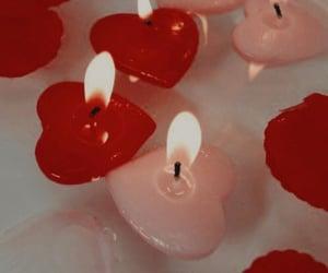 bath, sweet, and candle image