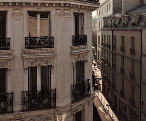 city, architecture, and paris image