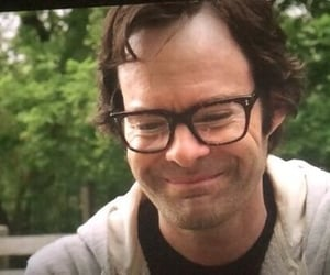 Stephen King, Bill Hader, and it image